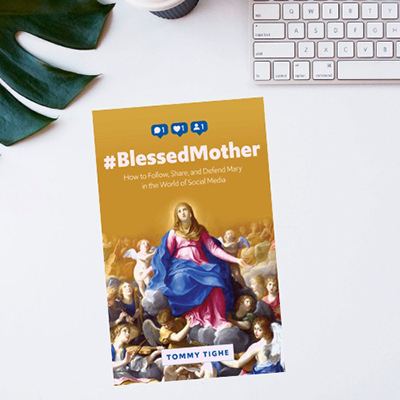 Blessed Mother book
